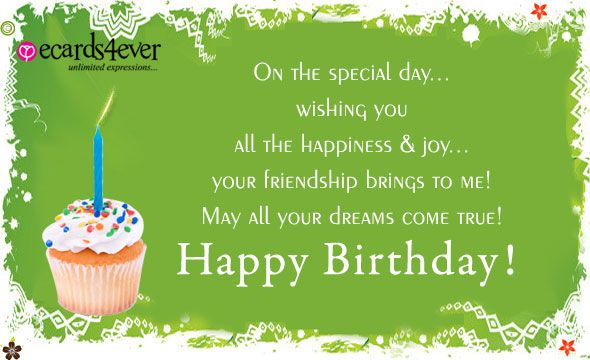 Birthday Greeting Cards for anyone where you can find lots of free – Birthday Greetings to a Colleague
