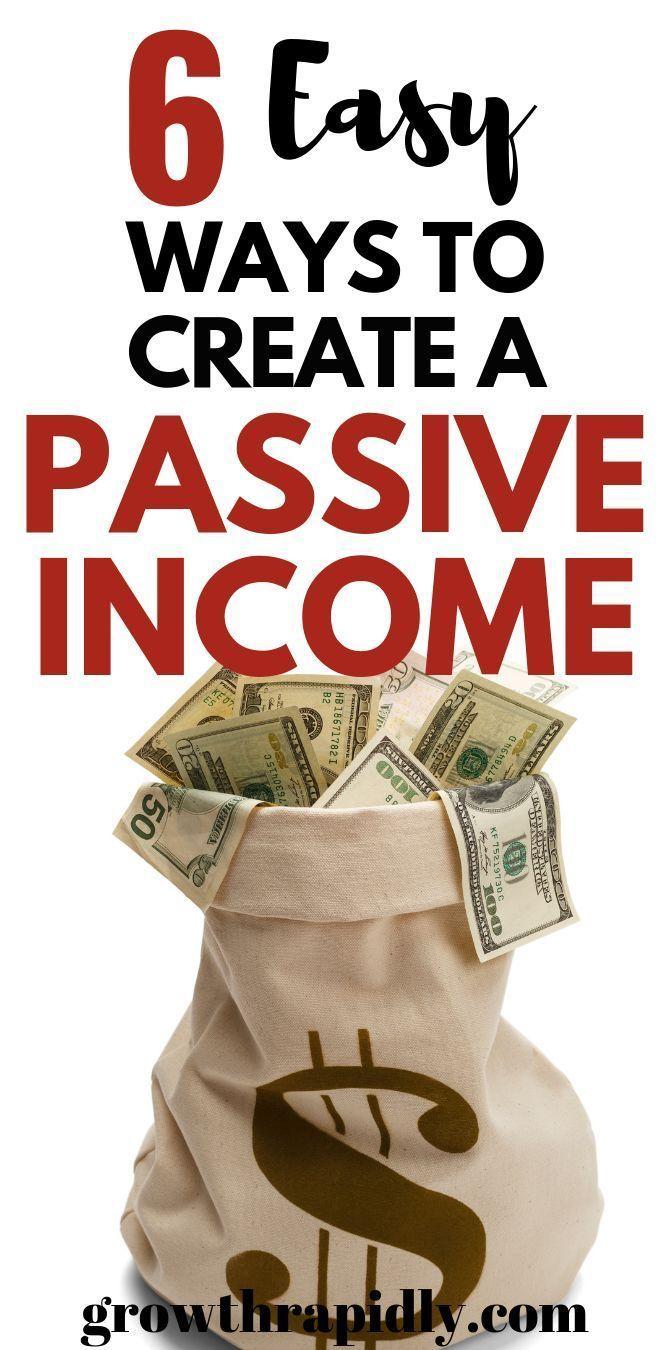 6 Möglichkeiten, ein passives Einkommen zu erziel…