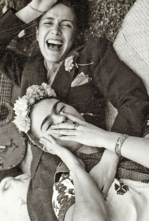 Frida Kahlo with Costa Rican-born Mexican singer, Chavela Vargas, famous for contemporizing La Llorona. The song's name and inspiration comes from the urban legend of La Llorona, popular in North and South America. The story is of a woman said to haunt the valleys of Mexico, weeping for her children whom she drowned in a fit of madness.