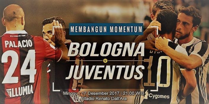 Prediksi Bologna vs Juventus Liga Italia