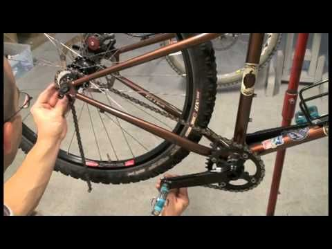 Single Speed Conversion - How to convert MTB to a Single Speed