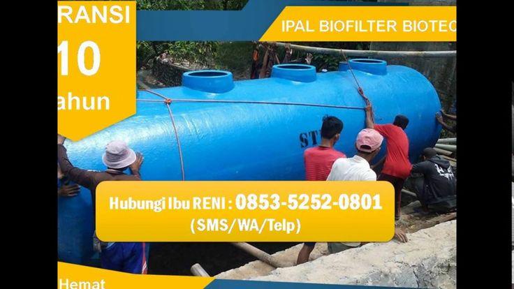 Harga IPAL Biotech | Biofilter Septic Tank Murah Berkualitas | 0853-5252...
