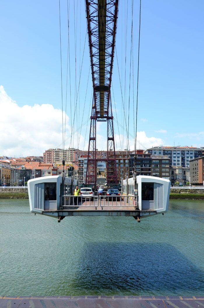 Bilbao / Puente Colgante