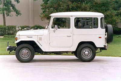 Vintage Toyota Land Cruisers – 1979 Land Cruiser #Toyotaclassiccars – Classic Cars