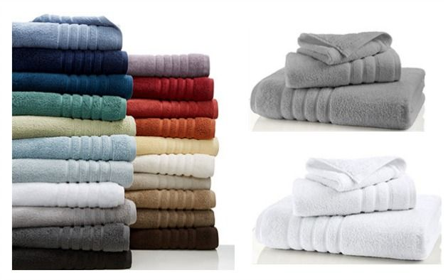MicroCotton has provided a really luxurious bath towel set for me to review and to giveaway. The new Hotel Collection Towels are the perfect spring refresh.