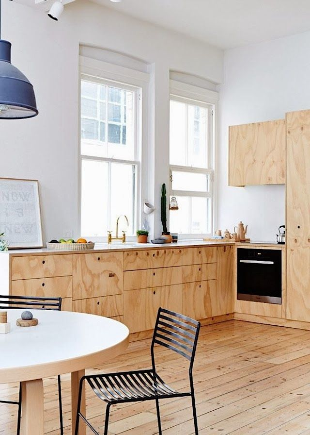 Decorating with Plywood - French By Design