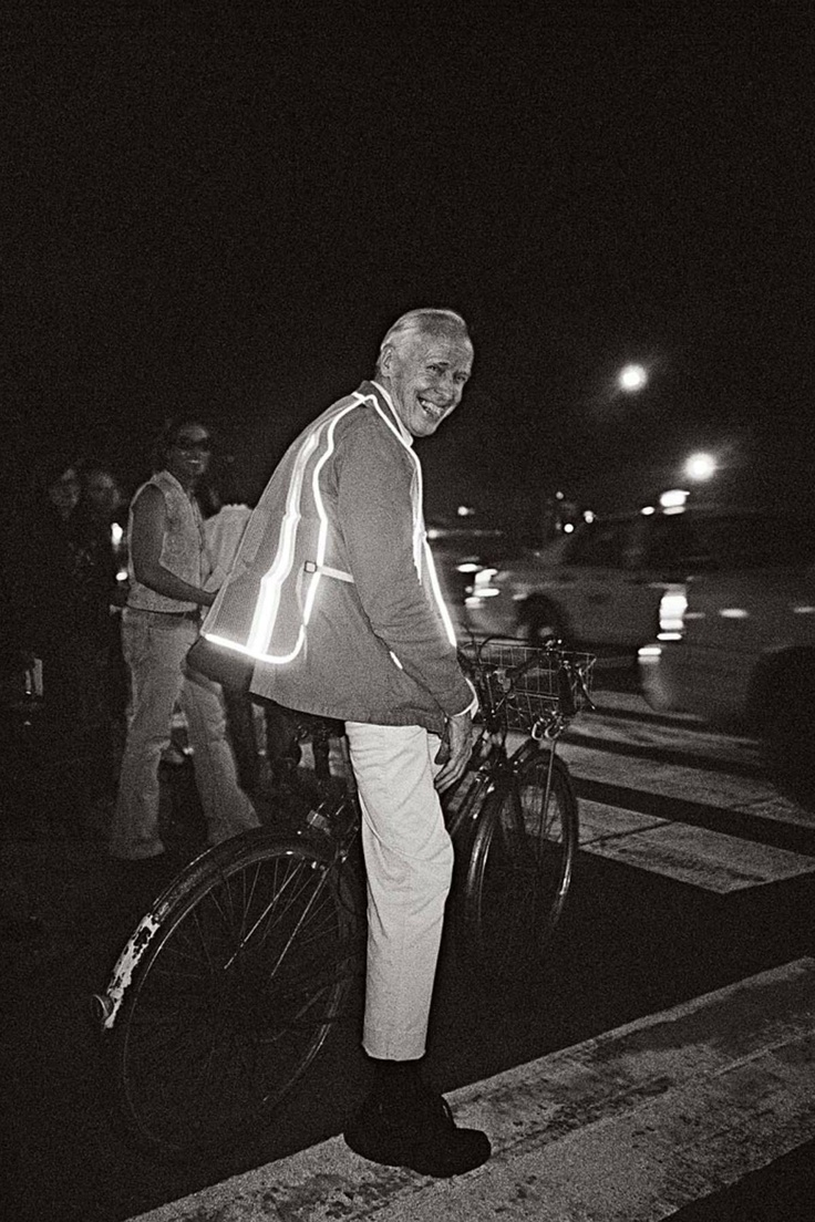 Bill Cunningham: my absolute hero