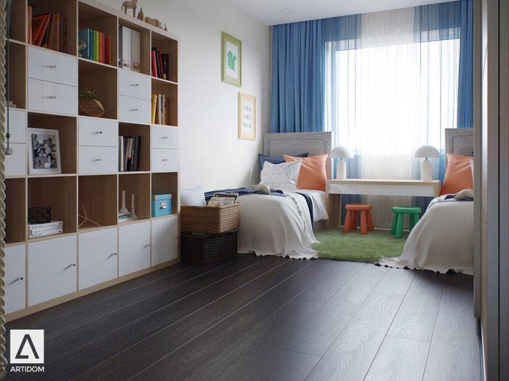 Визуализация детской комнаты. Kid's room