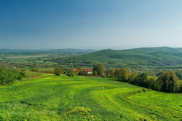 The beauty of green color... by ismailcalli from http://500px.com/photo/209555299 - Tepebaşı/Akmeşe/Kocaeli... AKMEŞE/KOCAELİ Osmanlı İmparatorluğu döneminde bir Ermeni kasabası olan Akmeşe Armaş olarak bilinmekteydi. Bugün modern Ermenistan'ın Ararat vilayetinde Armaş isminde bir kasaba bulunmaktadır. Armaş'a Yunanistan'dan mübadele edilen ve 1 Nisan 1924 günü yerleştirilem ilk müslüman göçmenlerin yerleştirilmesi sonrası kasabanın adı da Akmeşe olarak değiştirilmiştir.. More on…