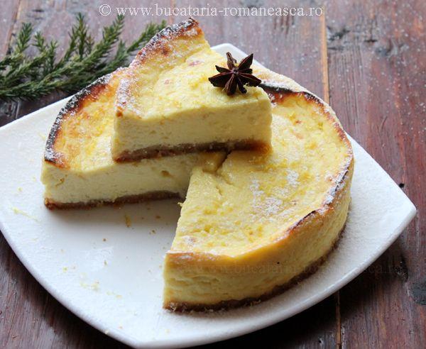 cheesecake .prajitura cu branza