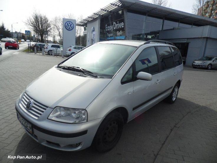 VW Sharan 1.9TDI 2000r