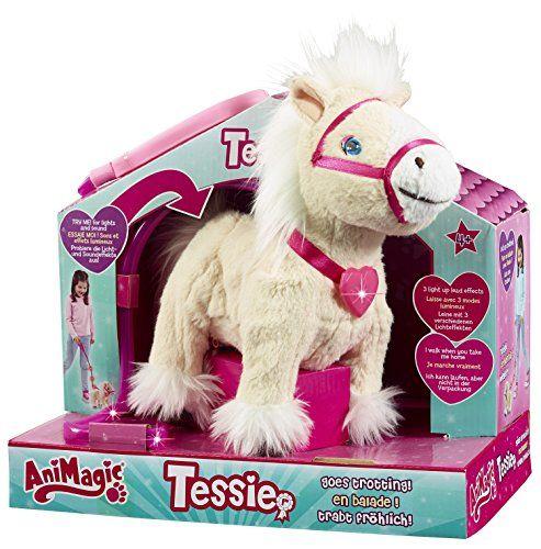 Animagic-311604300-Elektronische-Haustier-Pony-Tessie