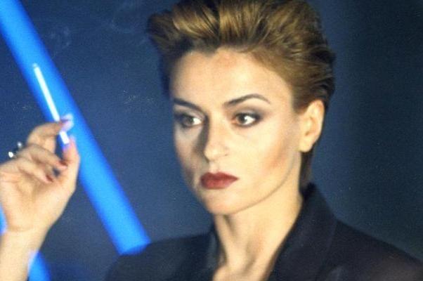 Greek Actress Karyofilia Karampeti