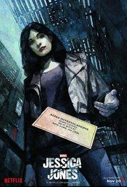 JESSICA JONES - A former superhero decides to reboot her life by becoming a private investigator.