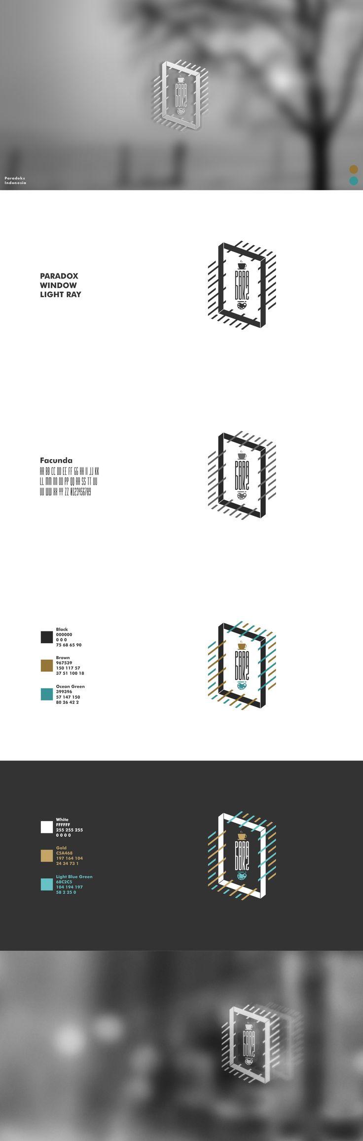 Paradoks - Visual Identity #visual #identity #visualidentity #logo #graphic #design #graphicdesign #digitalart #presentation #portfolio