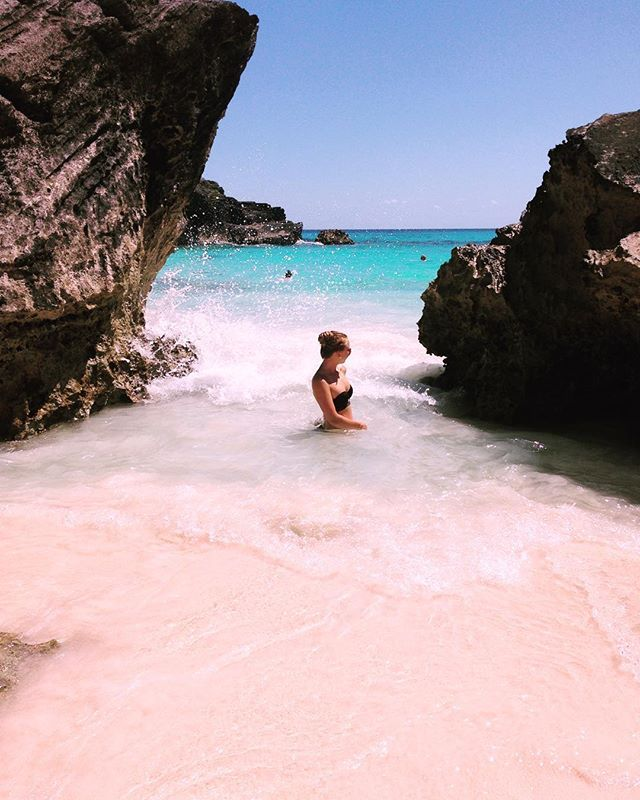 Bermuda Pink Sand Beach Resort The Best Beaches In World