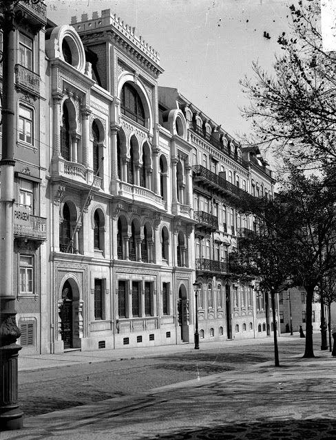 Lisboa de Antigamente: Palacete Conceição e Silva