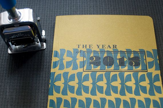 Planner for 2015 by notoshop on Etsy