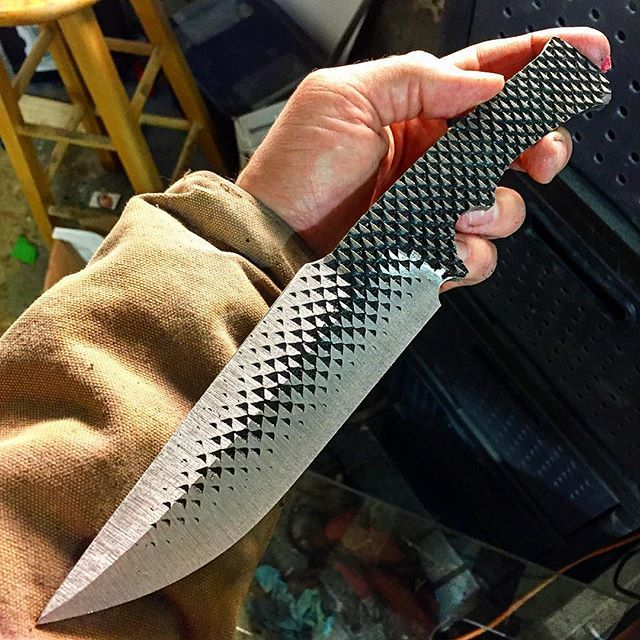 Boar Hunter. #jurrasicworld #jurrasicpark #knifemaking #knifecommunity #knifeporn #tactical #tacticool #skinner #colorado #hunting #edc #survival #selfdefense #custom #handmade #wanderlustblades #cleaver #kydex #everydaycarry #knifesale #usnstagram #tacticalcleaver #minicleaver #neckknife #usa #america #karambit #knifefanatic #knifemaker