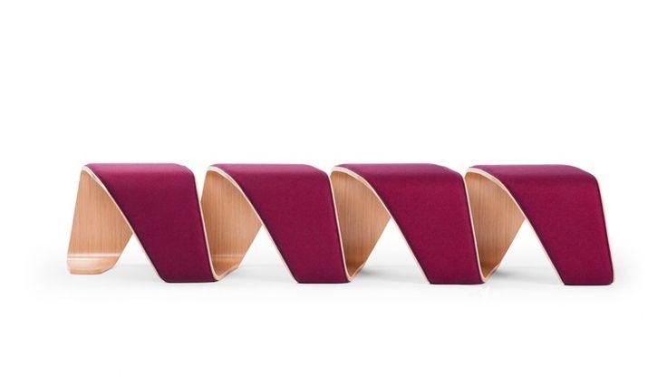 DNA Banc rembourré by True Design