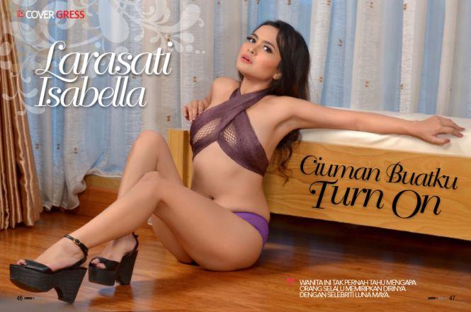 model-hot-larasati-isabella-di-majalah-gress-agustus-2015.png (665×441)