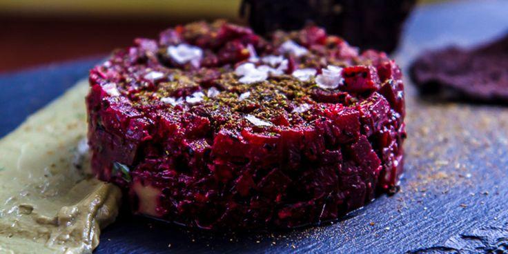 Тартар из свеклы : Овощные блюда : Кулинария : Subscribe.Ru