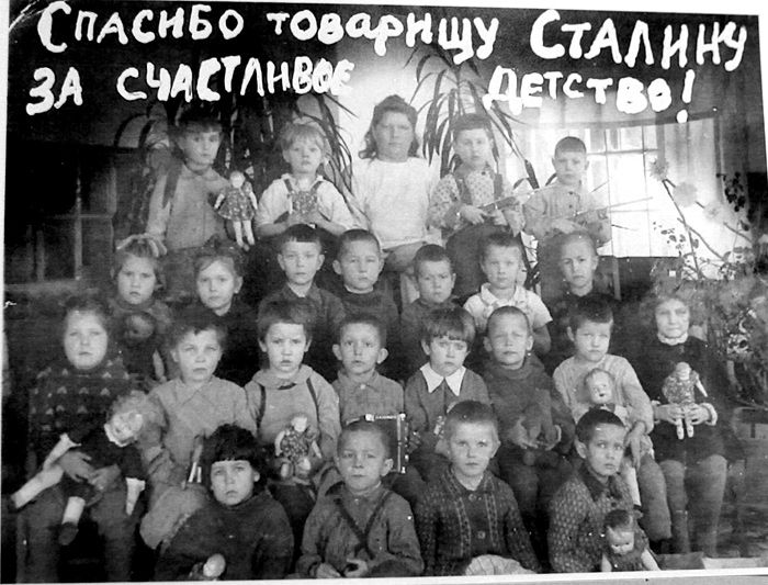 Child Survivors of Stalin's Terror and WWII