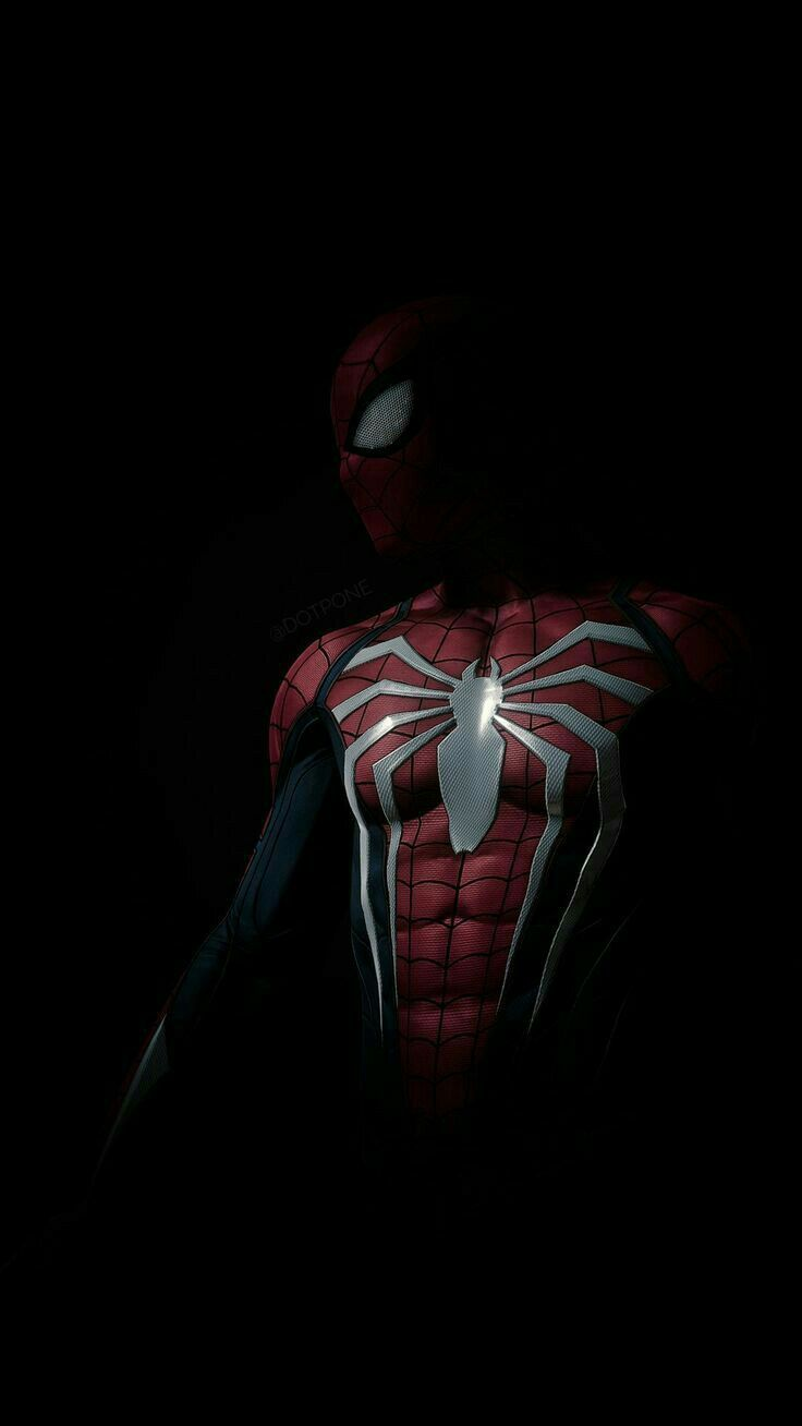 Spider Man Great Background Android Iphone Spiderman Superhero Wallpaper Spiderman Ps4