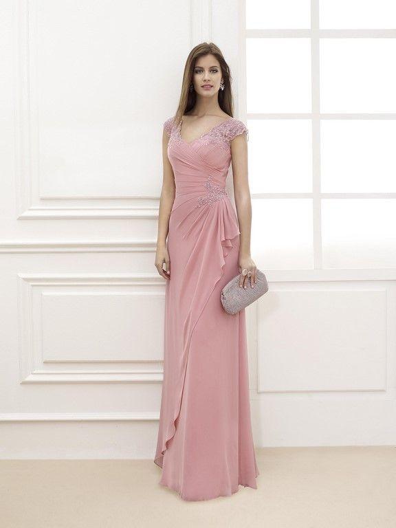 212 mejores imágenes de Vestidos para Madrinas de Boda en Pinterest ...