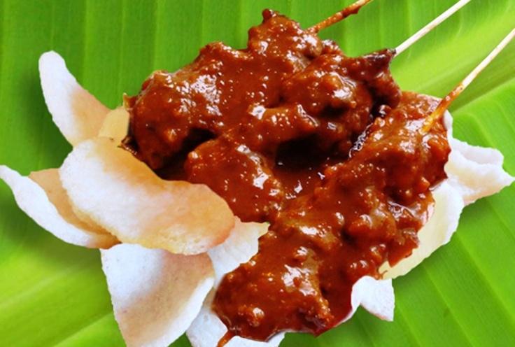Surinaams eten! Javaanse sate