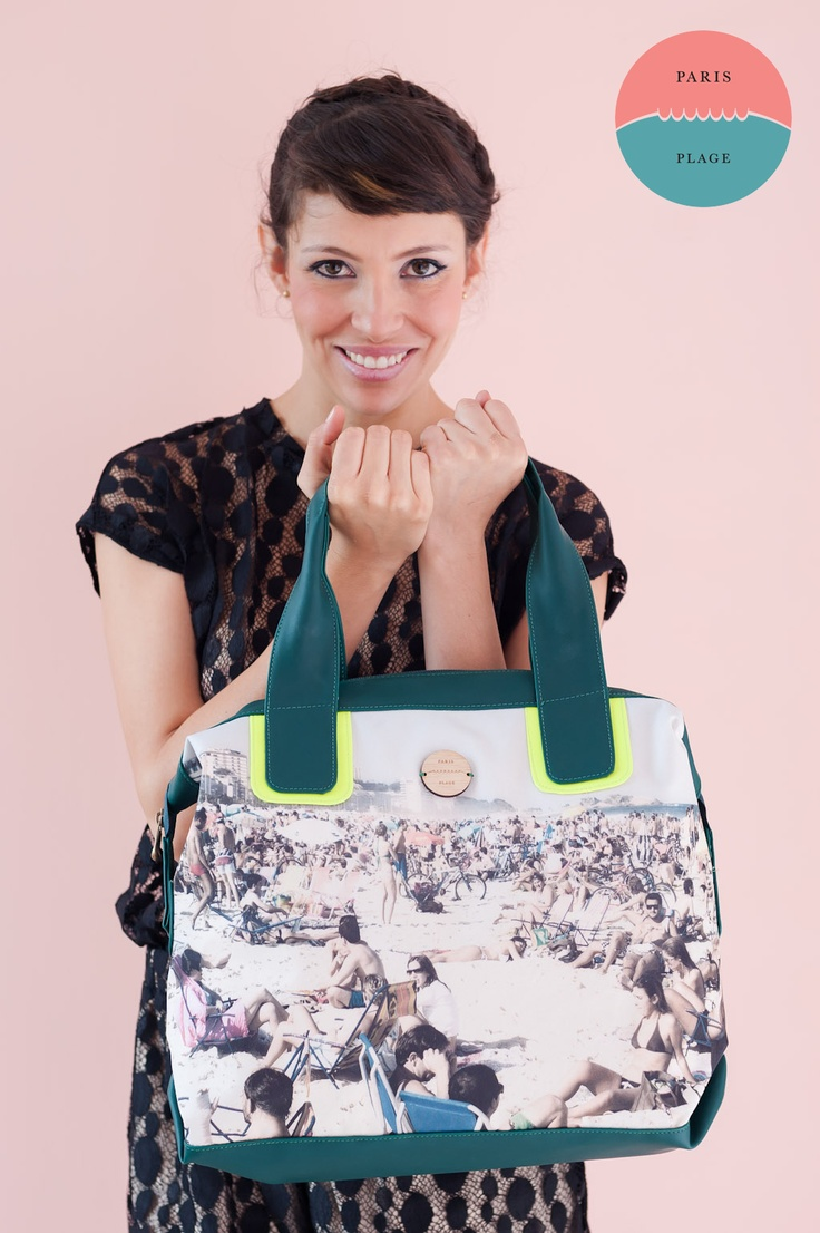 Shopping bag básico / Parisialidad