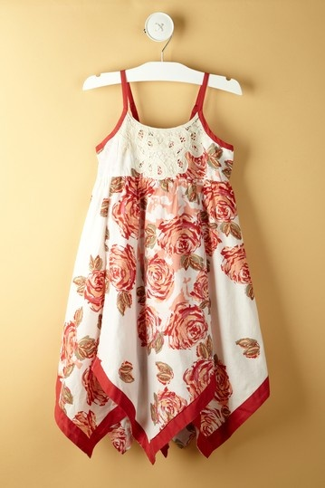 Cabbage Roses Dress by Mimi & Maggie on @HauteLook