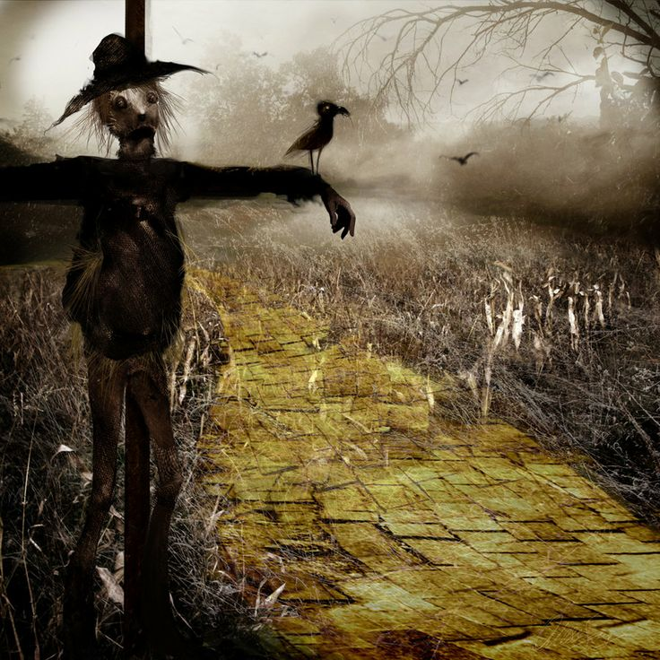 46 best images about Dark Night Of The Scarecrow on ...