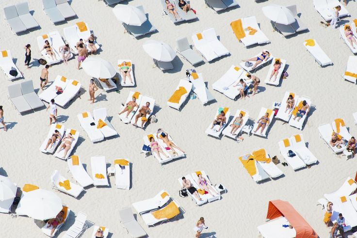 10 Lesser Known Beach Aerials | Gray Malin