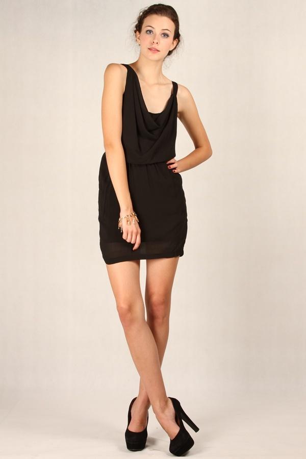 Ebony Dress Black www.pinkemma.com