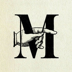 M: Vintage Types, Hands Illustrations, Engraving Hands, Vintage Collection, Vintage Typography, Vintage Collective, Letters Alphabet, Alphabet Letters, Vintage Letters
