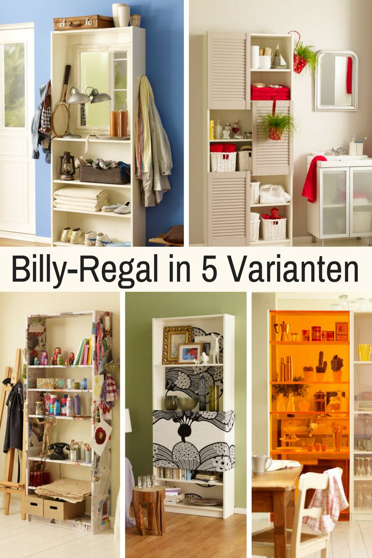 Die besten 25+ Billy regal ikea Ideen auf Pinterest | Billy regal ...