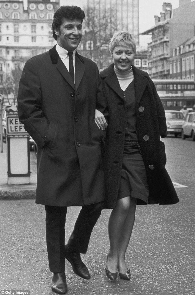 Tom Jones has says he doesn't regret cheating on his wife of 58 years Linda, pictured toge...