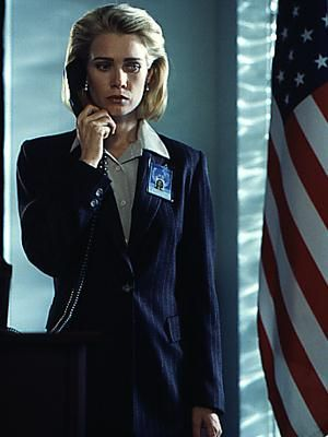 Lori Holden aka Andrea back when she was on the x-files =) brings back memories for me