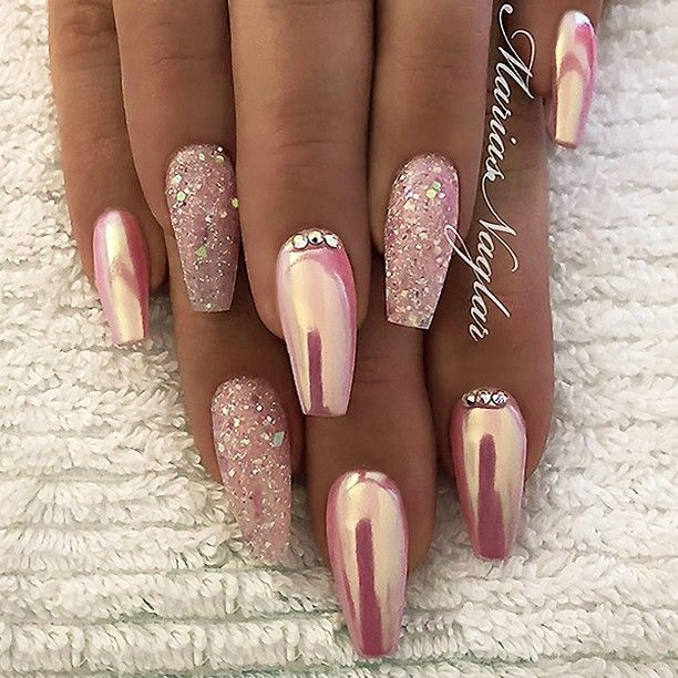 70+ Cute Winter Nail Art Design Images