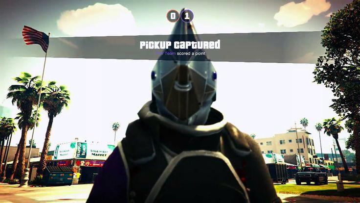 GTA 5 Online POWER MAD Adversary Mode Gameplay! NEW GTA 5 ADVERSARY MODE DLC!