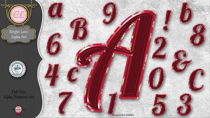 CLGraphics Bright Love Alpha