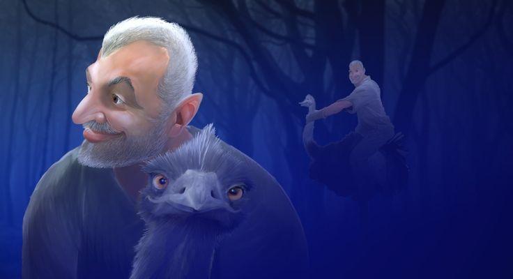 Schmischki.com | Creative studio (Caricature, Portrait, Illustration)