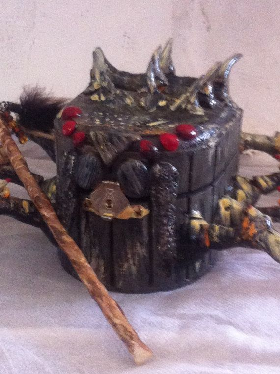 Bob the Spider King  -Grimmick Collection  Inspired MonsterWorks