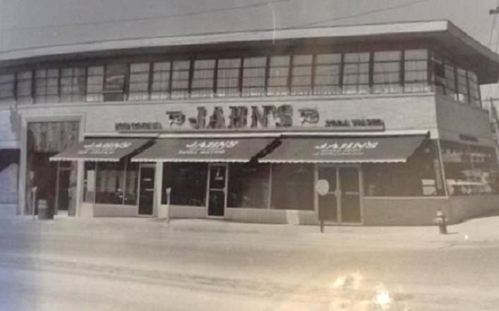 Jahn's Ice Cream Parlor