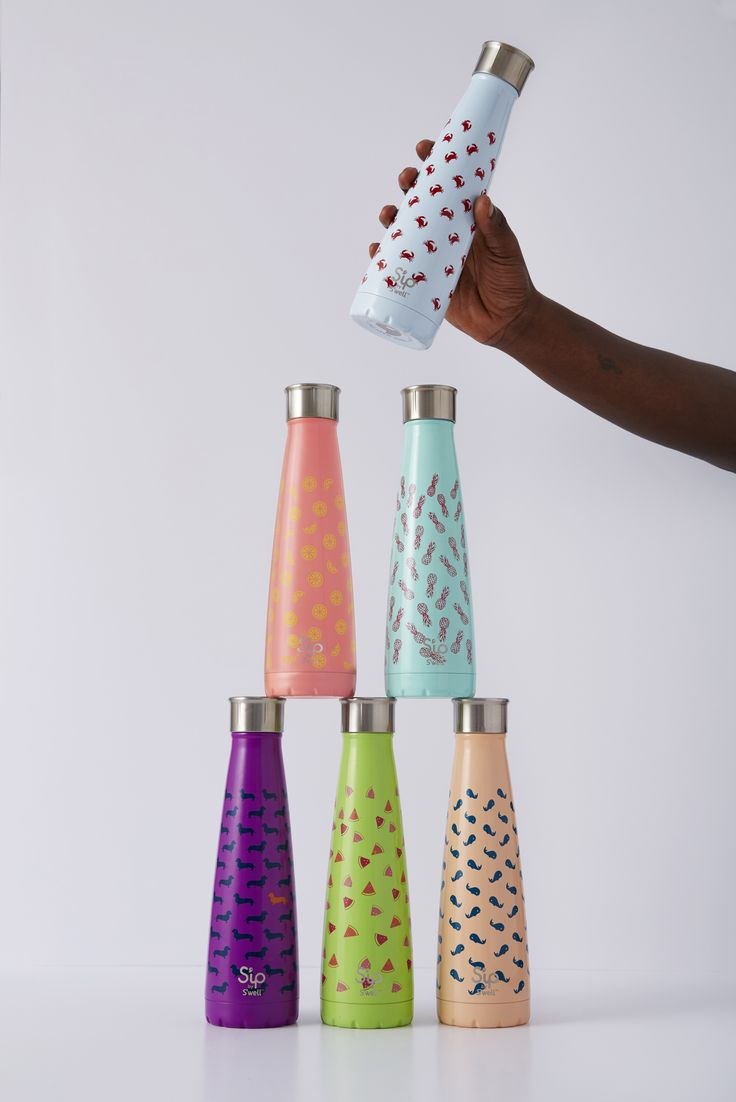 COMING 4/1/16: Target and S'well Just Combined Forces For the Prettiest Water Bottles We've Ever Seen