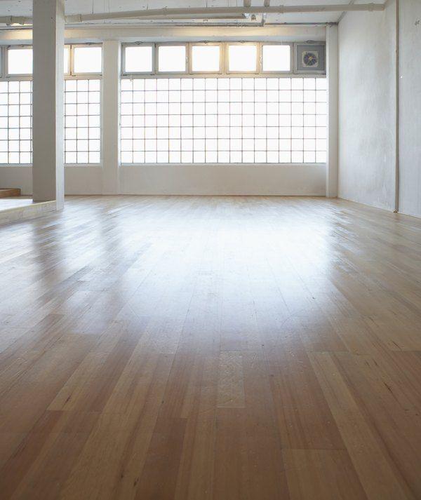 Empty Room With Wooden Floor In 2020 Durable Flooring Flooring Wood Floors
