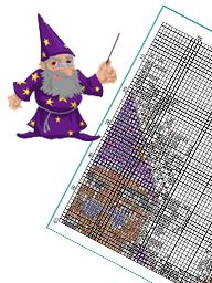 Free stitching pattern creator and generator. Convert scans and images into beading, cross stitch, knitting, and crochet patterns.