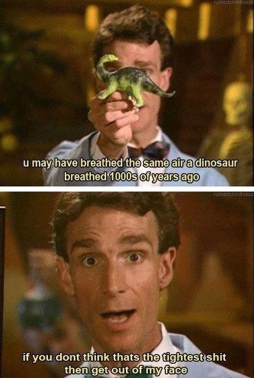 Why I love Bill Nye and all of the internet memes associated with him