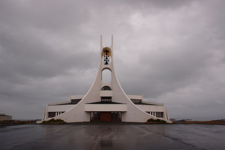 """Icelandic Churches"" by Pieter Vandenheede on Exposure"